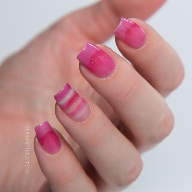 Tie Dye Nail Designs Tutorial