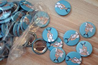 Badges Brezza Tome 4