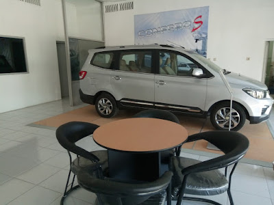 50 dealer wuling di Indonesia