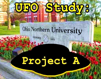 Project A: An Academic UFO Study