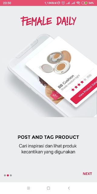 Kali ini saya akan bagikan nih ke kamu aplikasi make up untuk pemula yaitu aplikasi Female Daily. aplikasi yang memiliki fitur sangat lengkap ini sangat digemari lo saat ini. mau coba?