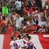 Vitória do Náutico no último Clássico das Emoções do ano. Os alvirrubros bateram o Santa Cruz pelo placar de 3x2, neste sábado (4), no estádio do Arruda, pela 33ª rodada do Campeonato Brasileiro da Série B.