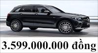 Giá xe Mercedes AMG GLC 43 4MATIC 2020
