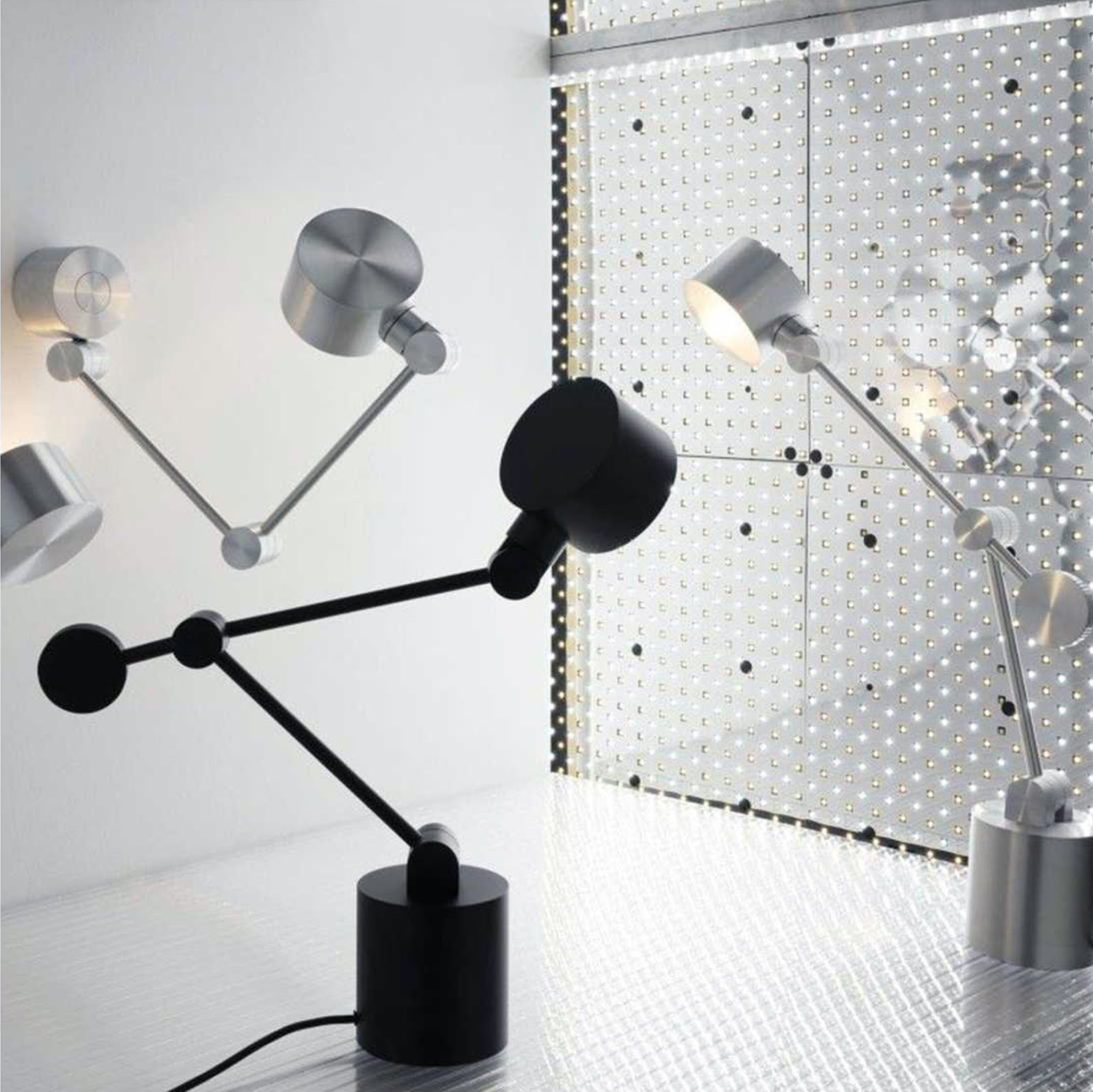Boom wand lamp, tom dixon