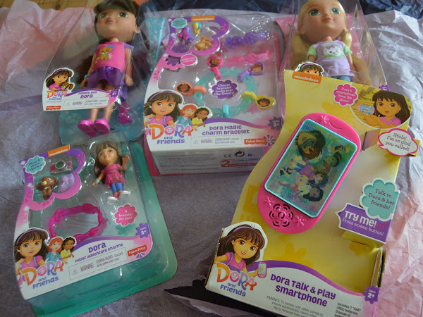 Fisher Price Dora And Friends Review