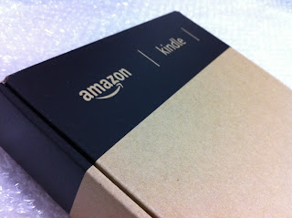 [SOLD] Amazon Kindle 3 Wi-Fi (Graphite)
