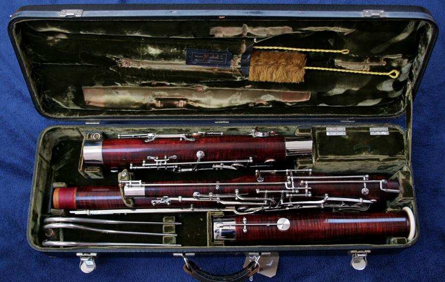 Heckel Bassoon