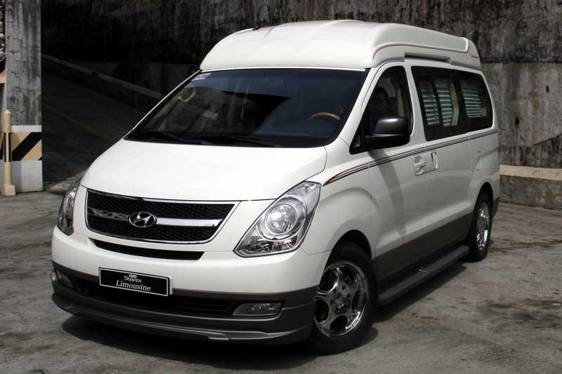 Review 2012 Hyundai Grand Starex Limousine Philippine Car
