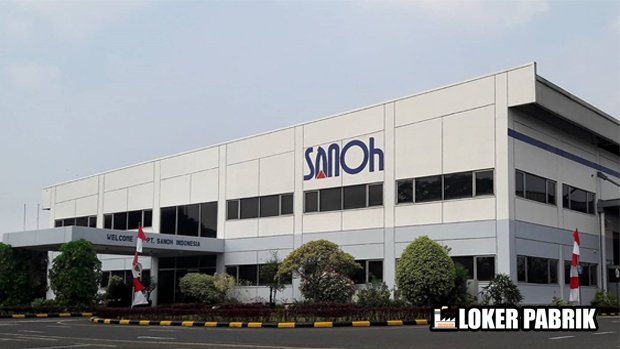 PT Sanoh Indonesia Pabrik