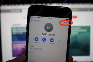 5 Cara Menghapus Kontak di iPhone dengan Mudah