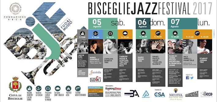 Bisceglie Jazz Festival: La star internazionale Stanley Jordan chiuderà il Bisceglie Jazz Festival il 7 agosto al Teatro Mediterraneo