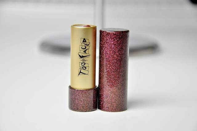 TOO FACED THROWBACK METALLIC SPARKLE LIPSTICK - ZAMIENNIK METALICZNEJ POMADKI Z HUDA BEAUTY?