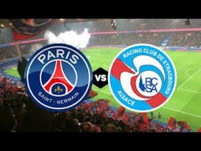 مشاهدة مباراة باريس سان جيرمان وستراسبورج اليوم بث مباشر فى الدورى الفرنسى