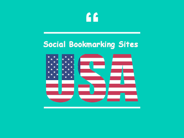 Social Bookmarking Sites USA