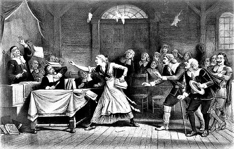 """the misconception of witchcraft in salem massachusetts in 1692 93 """" witches """" in salem during the the witch trails of 1692-93 of witchcraft thus, during the salem people in massachusetts and their close."""