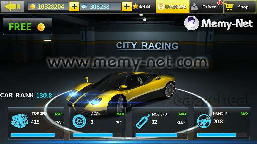 Download City Racing 3D (MOD, Unlimited Money) free on android