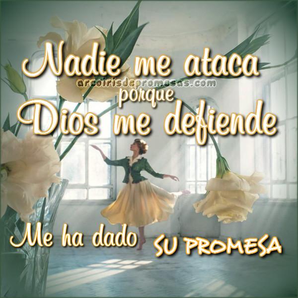 promesa de protección mensajes cristianos con imágenes