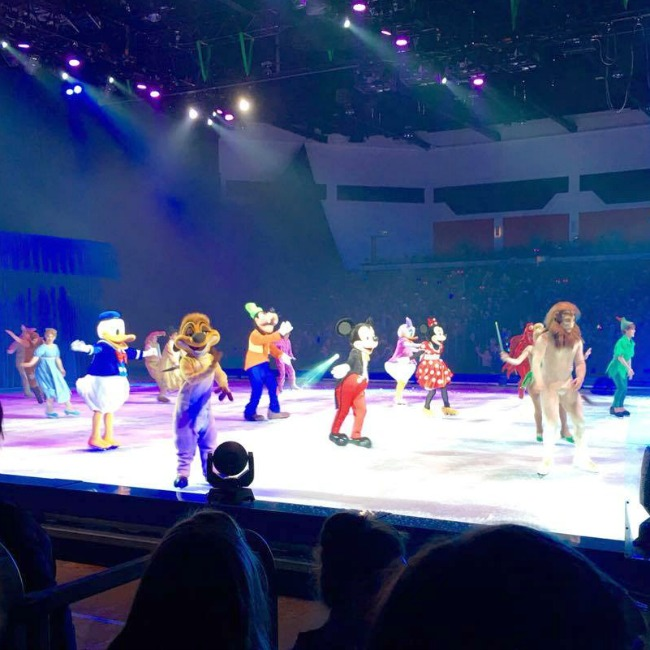 Disney on Ice Review 2016