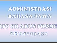 RPP/Silabus/Promes Bahasa Jawa SD/MI 1,2,3,4,5,6 KTSP 2017