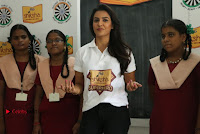 Actress Priya Anand with the Students of Shiksha Movement Event .COM 0012.jpg
