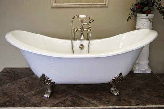 Building a New Home? Add Beauty with a Clawfoot Tub