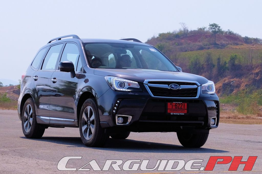 Anyone Familiar With The Cur Crop Of Subaru Vehicles Will Feel Instantly At Home In Forester 2016 Update Builds Upon Minor Last Year