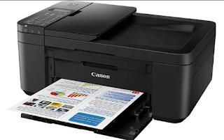 Canon PIXMA TR4550 Driver Software Download