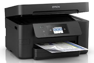 Epson Workforce Pro WF-3720DWF Driver Download