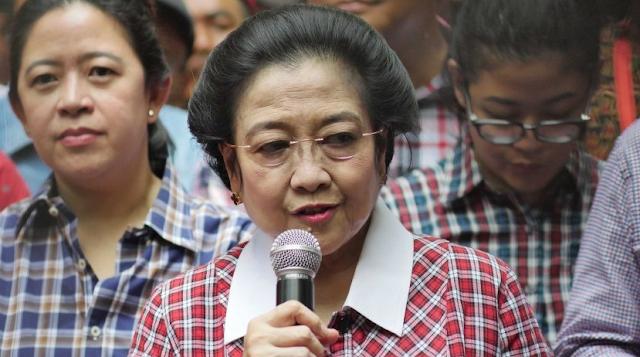 Ini Tanggapan Megawati, Saat PDIP Disebut PKI