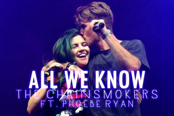 Terjemahan Lirik lagu All We Know The Chainsmokers