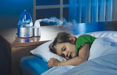 humidificador para los bronquios