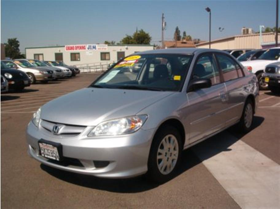 2017 Civic Si Specs >> Honda civic 2005