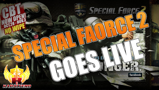 Special Force 2 Goes Live Today, Close Beta Test
