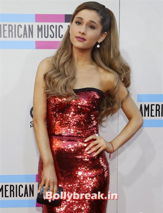 Ariana Grande, American Music Awards 2013