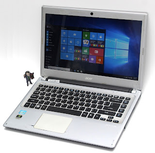 Laptop Gaming Acer V5-471G | Core i3 | Double VGA