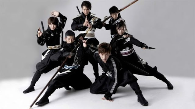 Região no Japão abre vagas para contratar seis ninjas