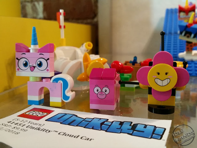 LEGO Unikitty Set 41451 Unikitty Cloud Car