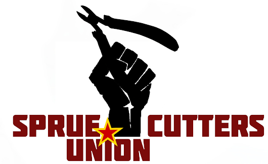 Sprue Cutters Union - That Lull Between Projects