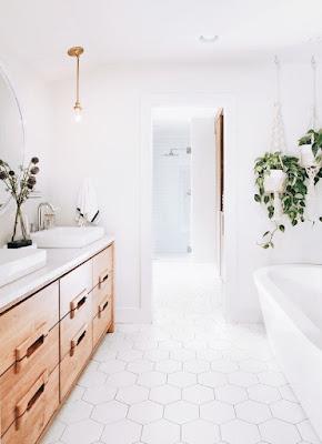 Tips Memilih Lantai Yang Tepat Untuk Kamar Mandi