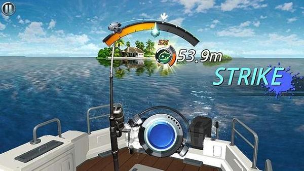 Fishing Hook / Kail Pancing Mod Apk