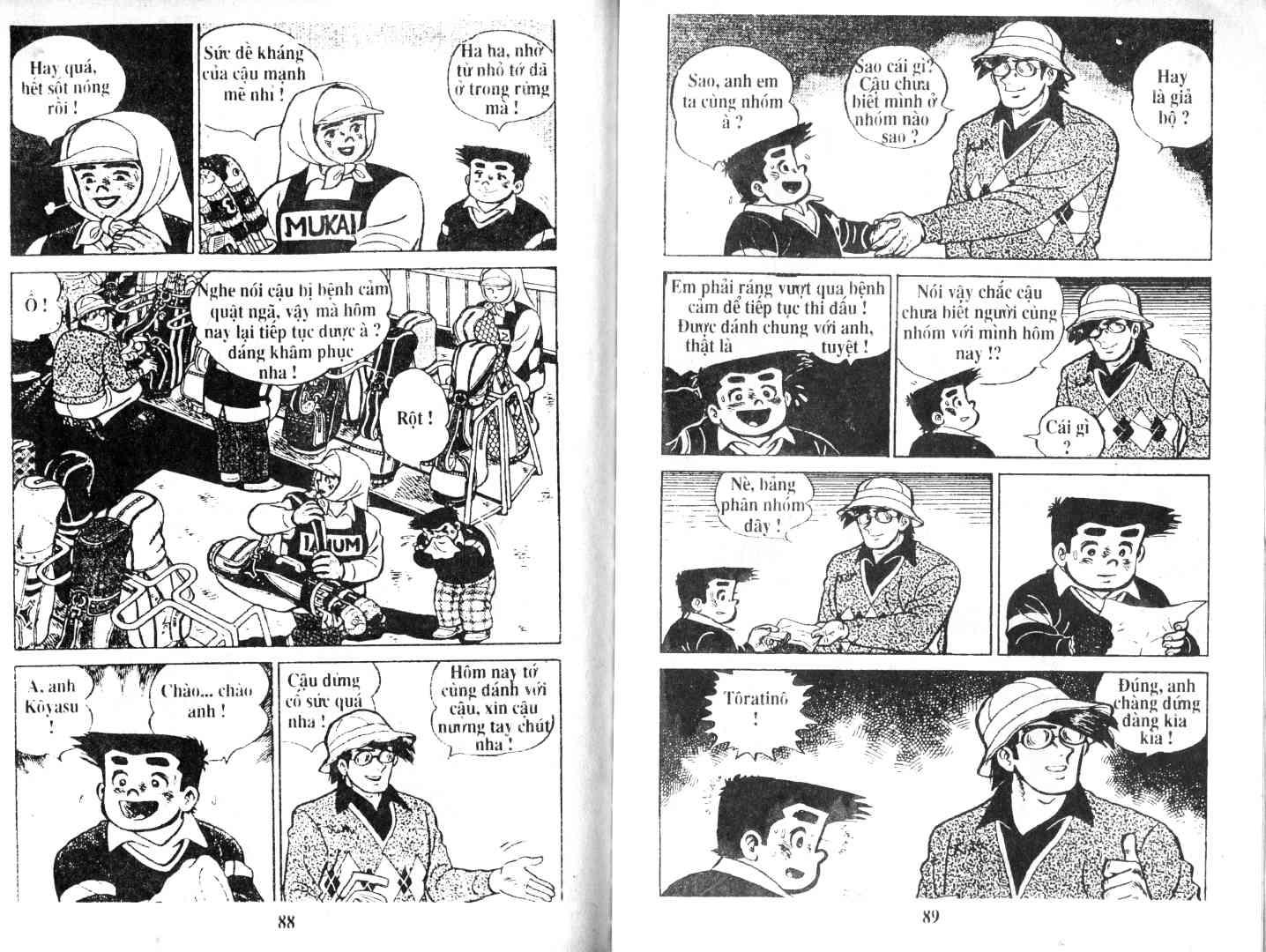 Ashita Tenki ni Naare chapter 41 trang 43