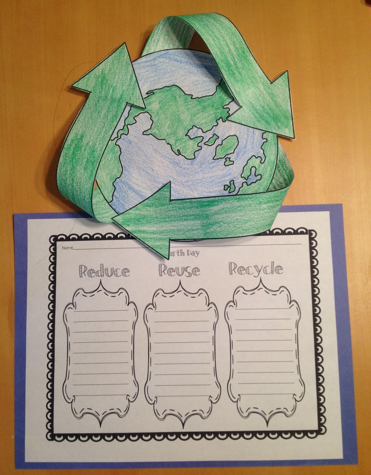 Classroom Freebies Earth Day Craft