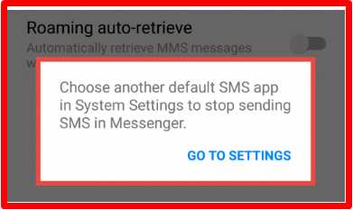 How To Stop Getting Texts From Facebook