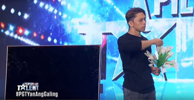 MUST WATCH: The Illusion TV Magic Done By Karl Matrix That Blew The Judges Away!