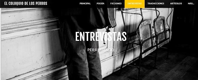 Persistiendo, entrevista a Nadia Contreras
