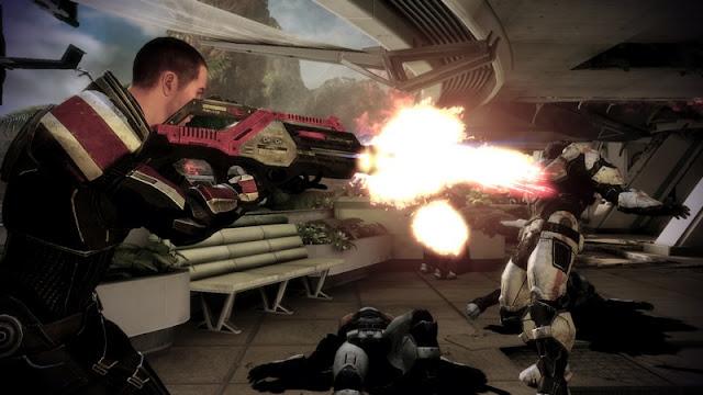 Mass Effect 3 PC Games