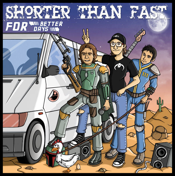 """Shorter Than Fast stream new album """"For Better Days"""""""