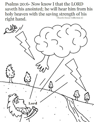Church House Collection Blog: Psalms 20:6 The Lord Saveth