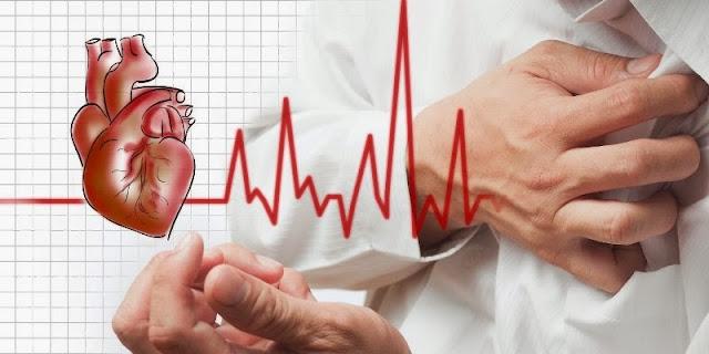 Hasil gambar untuk bahaya jantung berdebar