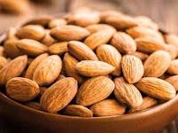 Manfaat Kacang Almond Untuk Kesehatan Tubuh